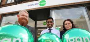 Darlington welcomes Everyday Loans as it opens 70th branch in town