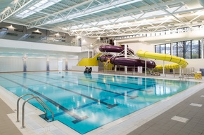 Eric Wright Completes £13.5m Blackburn Leisure Centre Project