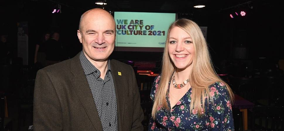 City of Culture awards website contract to Coventry company