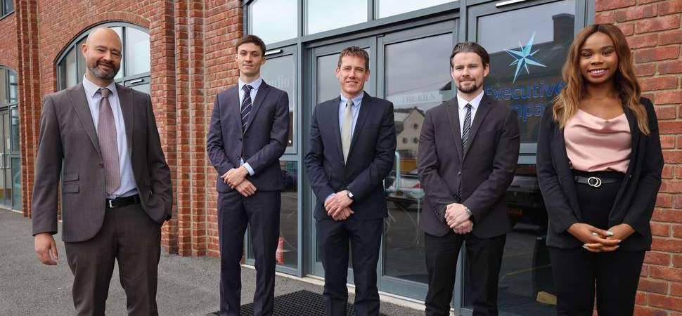Career Change Bids Well For Executive Compass
