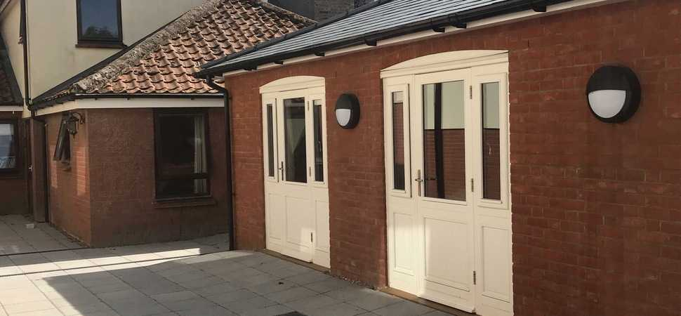 Residential Care Home Thriving as New Extension is Announced