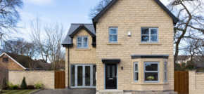 New Sheffield housing development open and taking record reserves