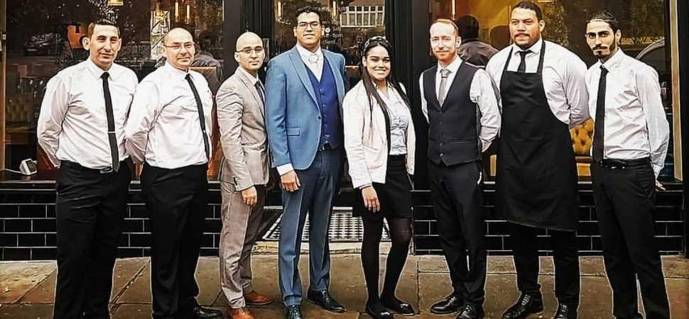 Liverpool restaurateur fulfils dream in opening Justinos