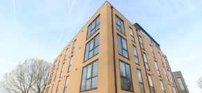 New-build residential scheme completes in Leeds city centre