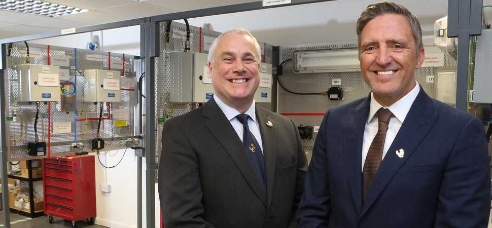 Explosive international growth for Wrexham firm helps it win Queen's Award