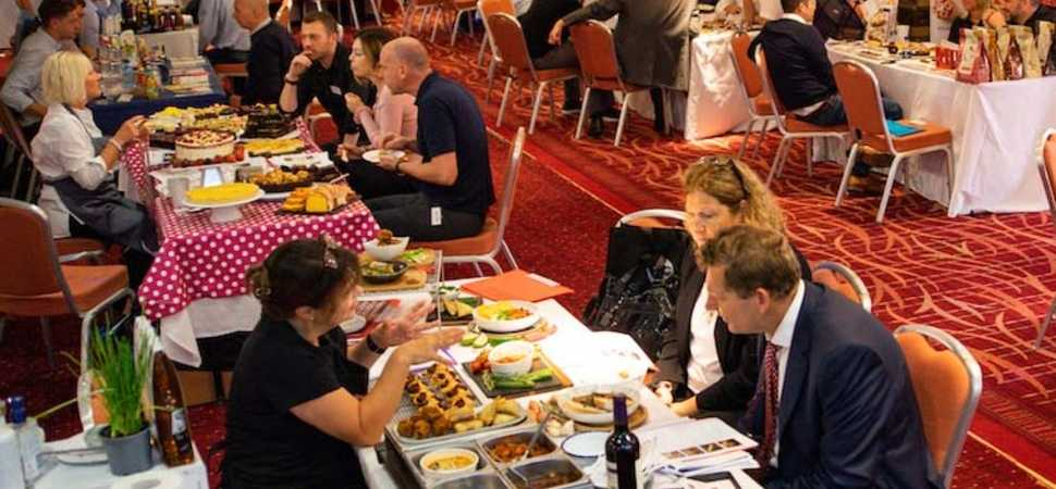 Records tumble at Fairway Foodservice meet the member event