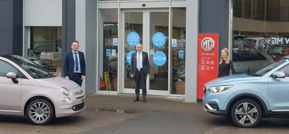 Richard Hardie shifts focus in drive for growth
