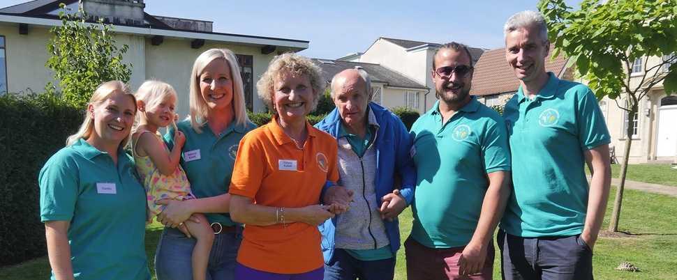 Dementia friendly day in North Somerset
