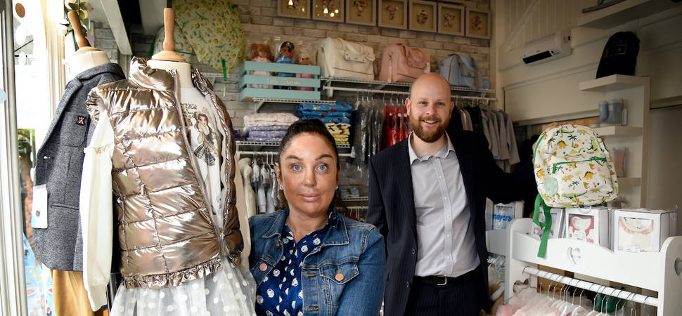 New children's clothing boutique welcomed in Shifnal