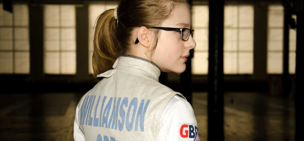 Manchester Physio Sets Teenager Fencer On Guard For Gold
