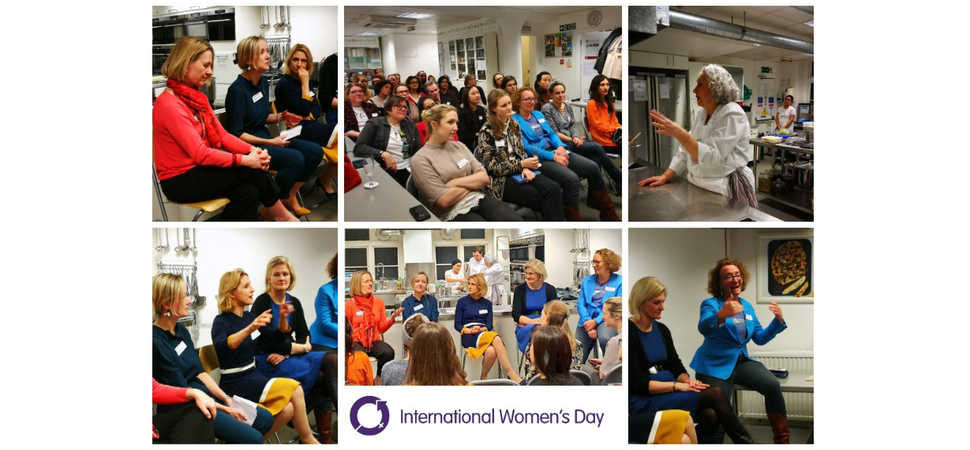 Recap of Sustainable Food Futures Event for International Women's Day