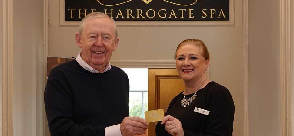 Legendary Majestic Manager Receives Lifetime Membership of £2m The Harrogate Spa
