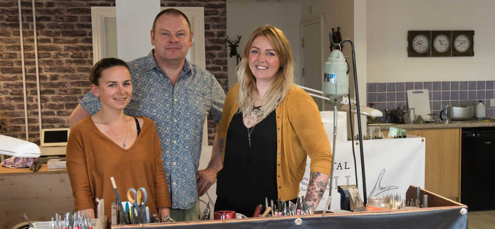 Innovative product photography sees sales increase for artisan jeweller