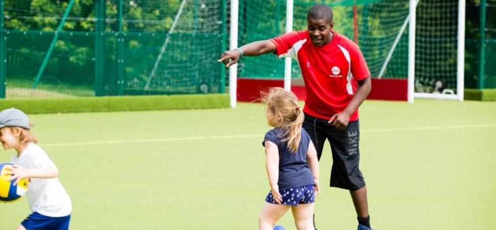 Activity provider Aspire delivers summer sessions for disadvantaged kids