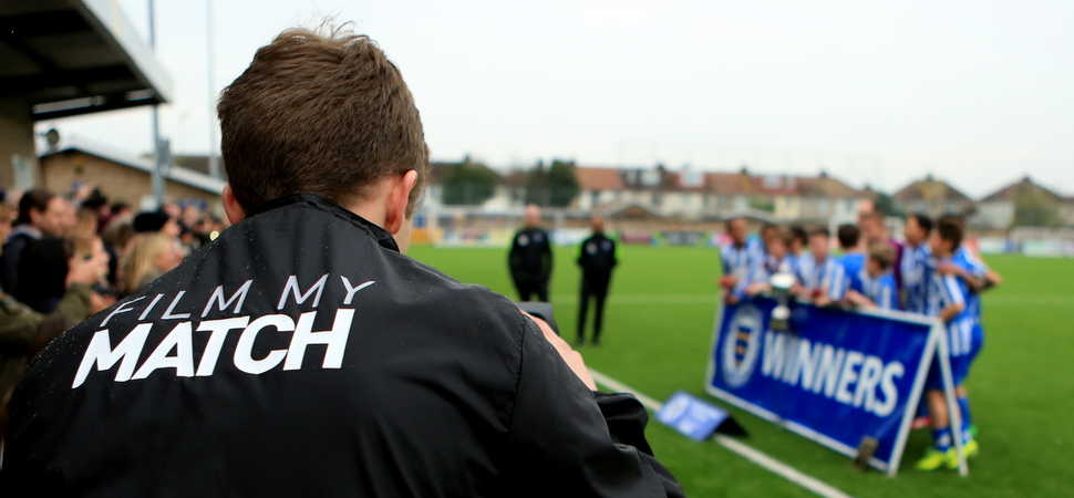 Manchester FA uses Stockport firm to film all grassroots cup finals