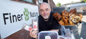Herefordshire dog food company expands thanks to grant programme