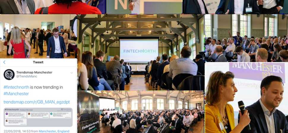 FinTech North returns to Manchester to kick-off 2019 conferences