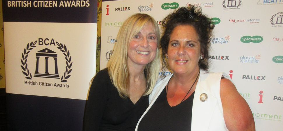 Birmingham mum honoured at House of Lords Ceremony