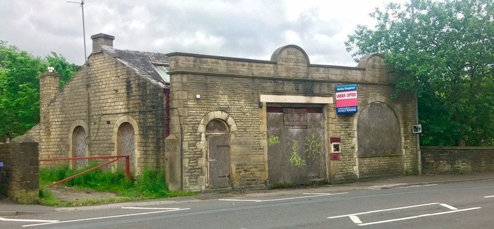 House developer snaps up former fire station