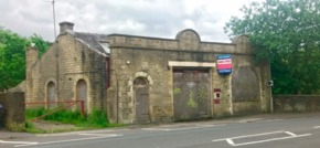 Huddersfield house developer snaps up former fire station