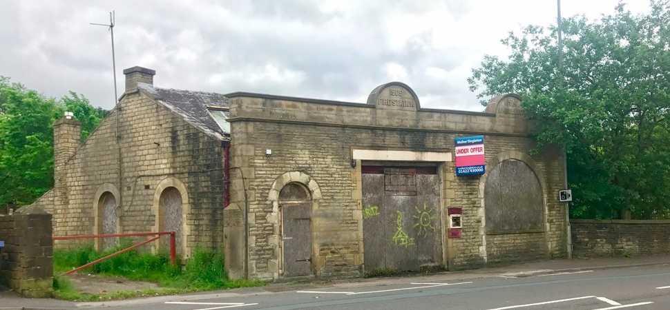 Green light for development of former Huddersfield fire station  the first sche