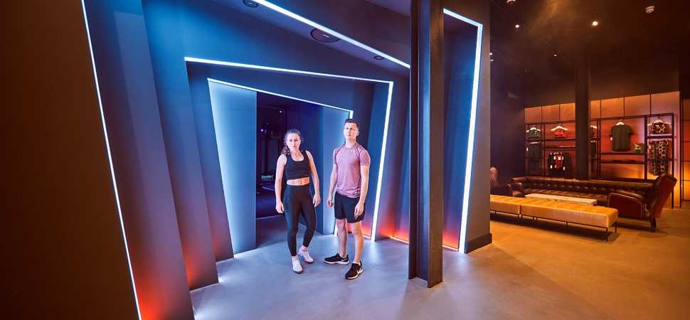 UK-first boutique exercise studio with a high-end nightclub vibe opens its doors for the first time in Birmingham