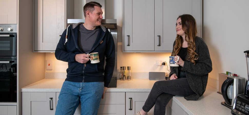 First residents move into Leighton Buzzard development