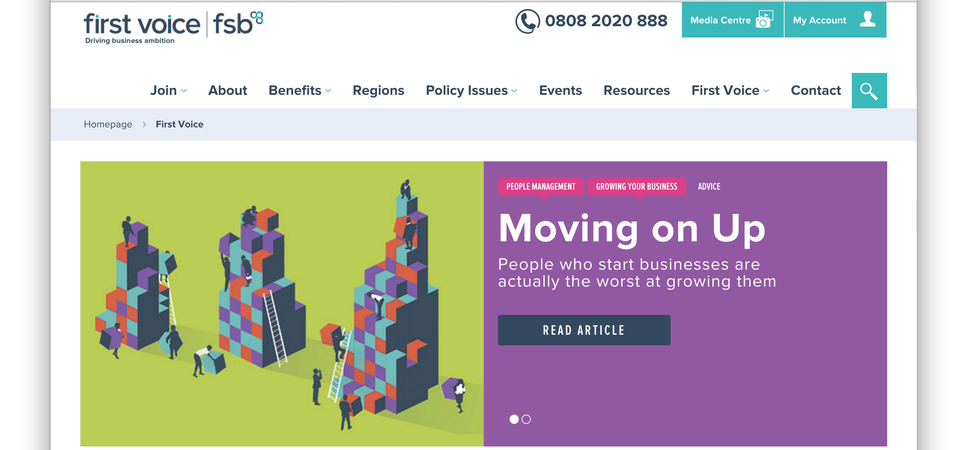 every1 launches FSB's digital magazine as latest addition to redesigned website