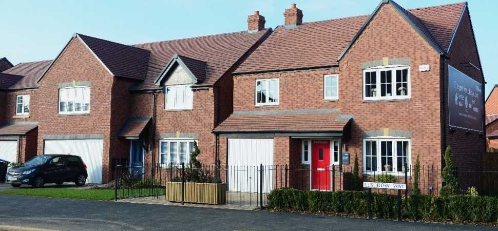 Coventry-based housebuilder is helping to keep the property market moving