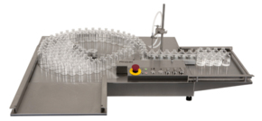 Upgraded automatic filling system offers faster set-up and increased flexibility