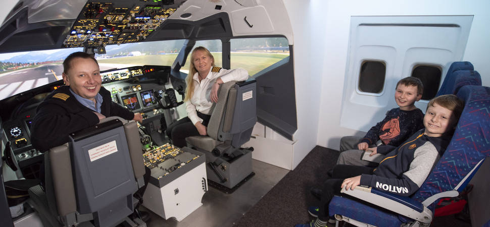 Major expansion allows Flight Sim Centre to take off