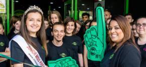 New £1m Flip Out trampoline park opens in Preston
