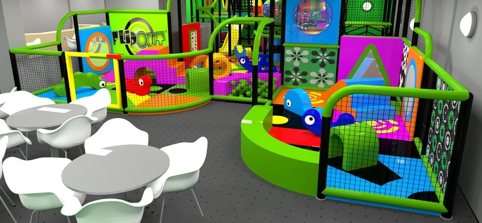 New soft play experience for East Ham trampoline park