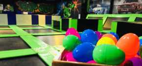 Springing into Easter with Flip Out Chichester's Eggstravaganza