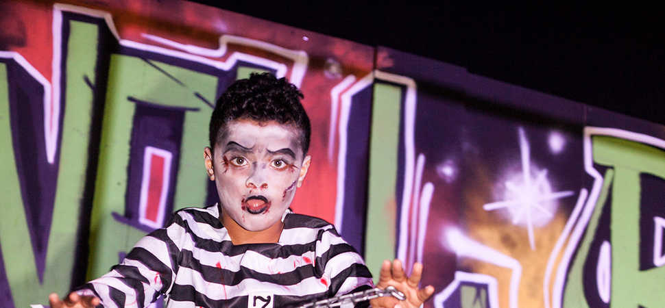 Half term Trick or Treat? Join Flip Out London E6