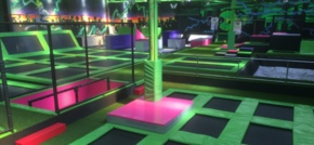 Flip Out at new Preston trampoline park