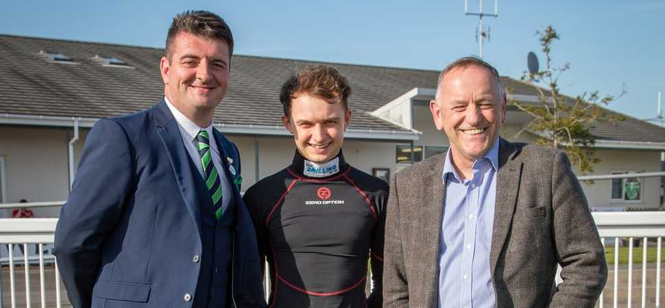 Ffos Las Backs A Winner By Sponsoring Beaujolais Day Event