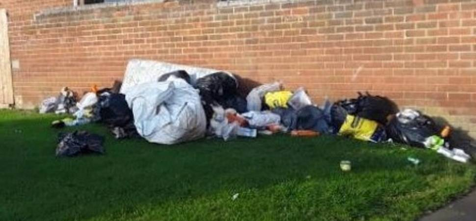 Fly-tipping during pandemic poses even more risk
