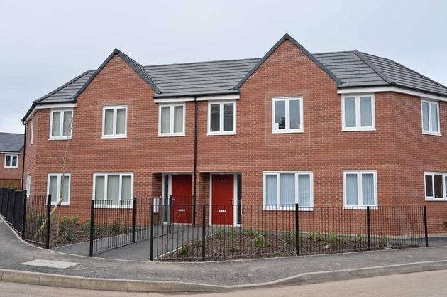 £8.4m Warrington housing scheme nears completion