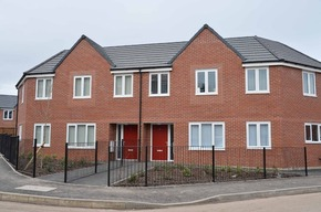 £8.4m Warrington housing scheme nears completion