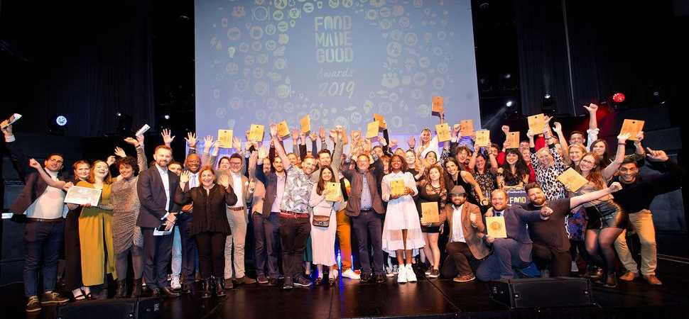 Eco-friendly InnuScience proud to sponsor Chef of the Year at Food Made Good Awards