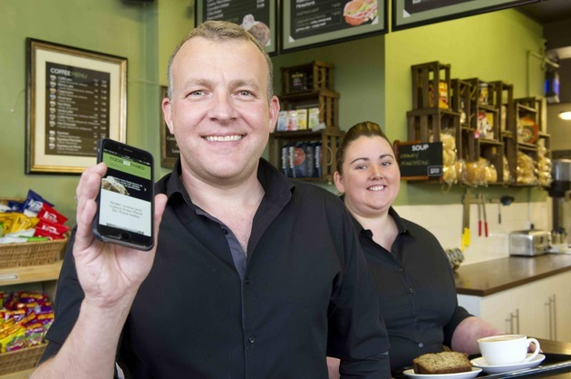 Trafford Park cafe credits success to adopting latest technology