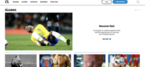 Football4Football tackles research project with Pharmaceutical business