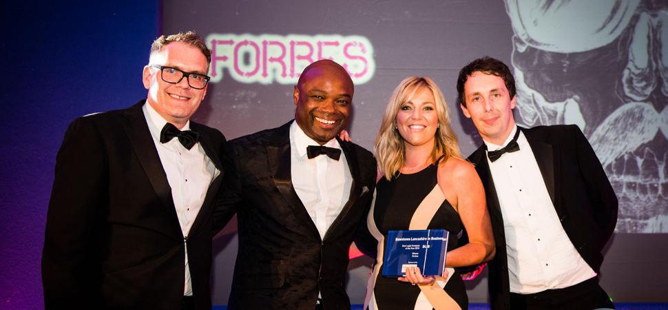 Forbes Solicitors wins Best Legal Firm In Lancashire award