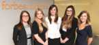 Five Newly Qualified Solicitors for North West Forbes