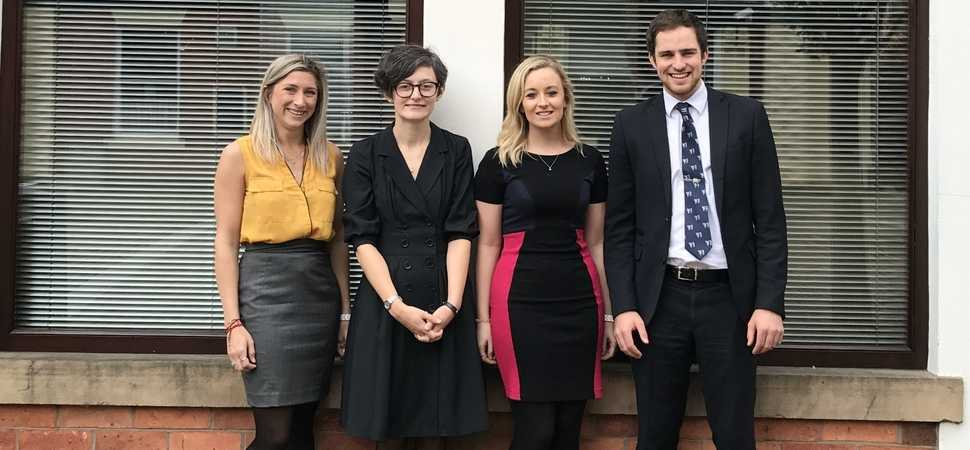 Forbes celebrates The Lex 100 success by announcing four new trainees