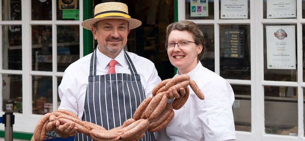 Hampshire artisan butcher secures £150k to realise dream
