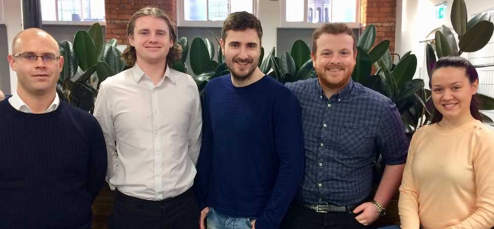 Forward Role kick starts exciting 2018 with five new hires
