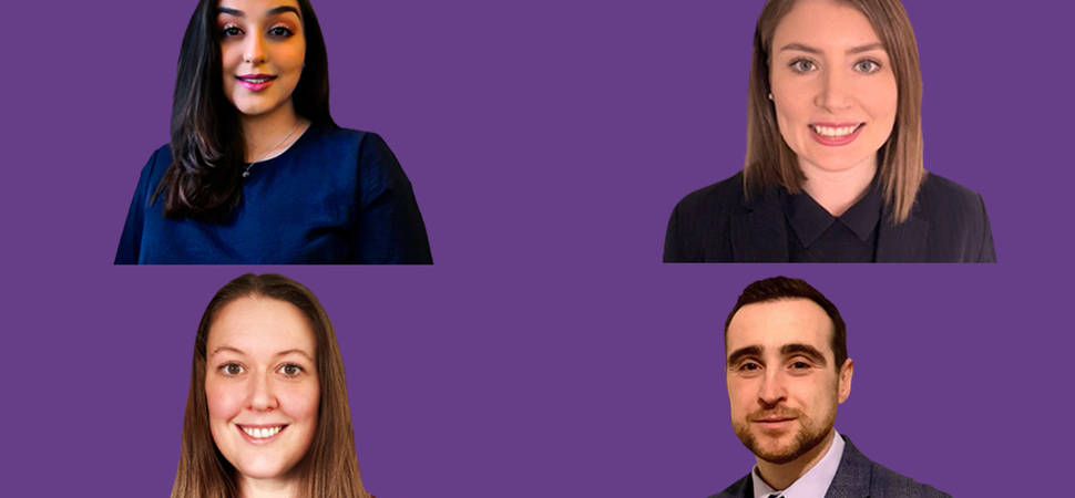 Four associates join Clarion