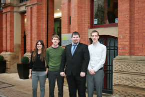 Four new recruits for low carbon engineering firm